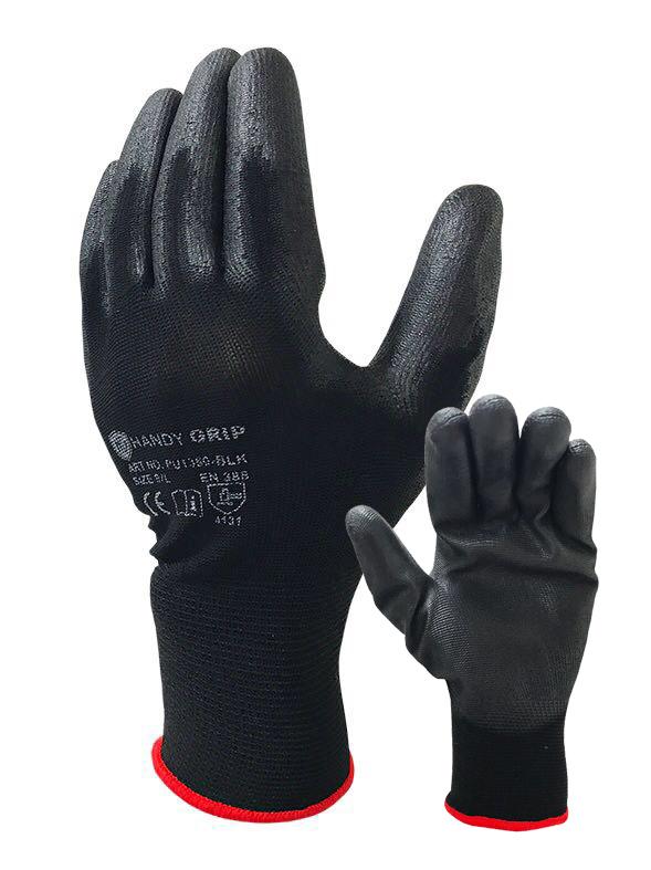 Guante nylon con palma de poliuretano
